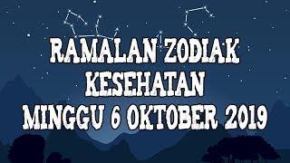 Ramalan Zodiak Kesehatan Minggu 6 Oktober 2019