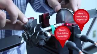 ✅ CIMAT: turbocharger rotor balancing machine - Самые