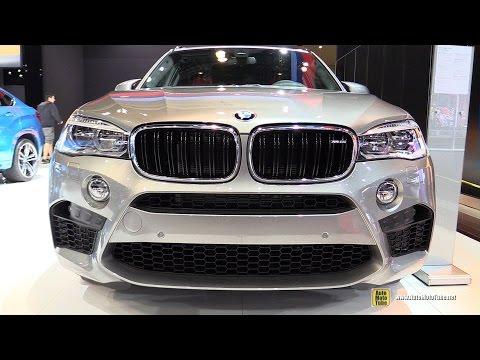 2015 BMW X5 M - Exterior and Interior Walkaround - 2014 LA Auto Show