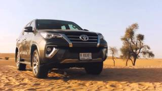 Toyota Fortuner 2016 Review | Yallamotor.com
