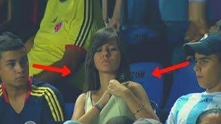 9 لحظات الاكثر حرجا في كرة القدم التي إلتقطتها عدسات الكاميرا...!!
