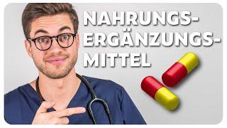 Nahrungsergänzungsmittel - Was ist sinnvoll?! - Doc Mo