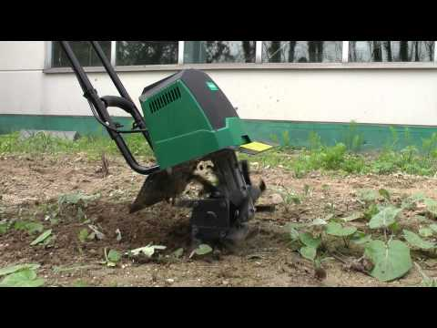 Gartenfräse Elektro 800 Watt  POW6466 Powerplus / VARO®