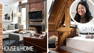This Church Conversion Townhouse Is A Must-See!