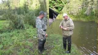 Диалоги о рыбалке как сделать снасть тирольская палочка
