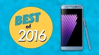 Favorite Tech of 2016!