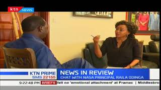 One on One with NASA principal Raila Odinga: KTN Prime