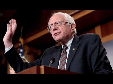 "Bernie Sanders calls for ""pandemic wealth tax"""