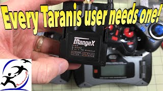 IRange IRX4 Module | Control(almost)ALL Your Drone From Your FrSky Taranis | How To Setup The IRX4