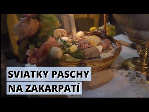 Oslava Kristovho zmŕtvychvstania v Mukačevskej eparchii