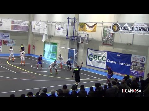 Preview video Interviste Post Gara - Apulia Food Canosa Vs Shaolin Soccer (5-3)