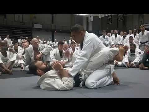 Rickson Gracie Seminar | The Importance Of Self-defense And Breathing