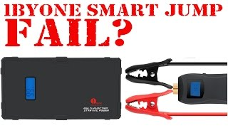 Did the 1byone® Smart Portable Car Jump Starter Fail Its First Test?