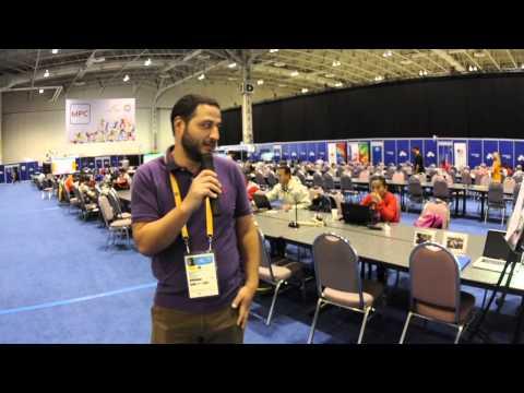 """El recorrido por la """"casa de los periodistas"""" en los Juegos de Toronto"""