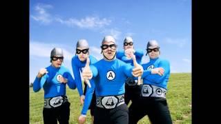 Sandy Face - The Aquabats