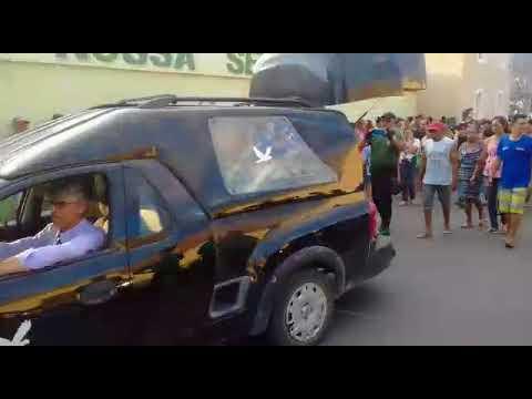 O Adeus a Guarda municipal morto em Bezerros