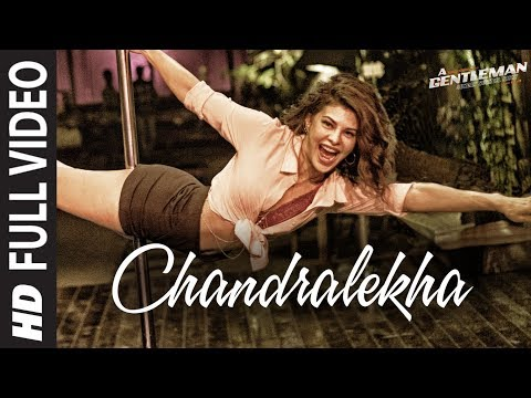 Download Chandralekha Full Video Song | A Gentleman -SSR | Sidharth | Jacqueline | Sachin-Jigar | Raj&DK HD Video