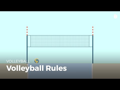 Volleyball rules | Volleyball