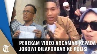 Pria yang Ancam Presiden Jokowi Ditangkap, Perekam Video Juga Dilaporkan ke Polisi
