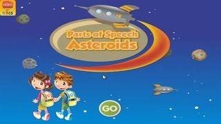 Parts of Speech - Third Grade Word Games