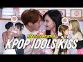KPop Kissing Moments KPOP COMPILATION