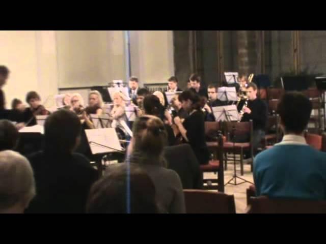 Nõmme Muusikakooli vilistlaste kammerorkester
