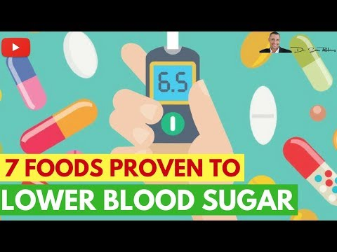 🍬 7 Clinically Proven Foods Which Lower Blood Sugar & Help Prevent & Reverse Diabetes