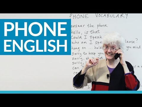 Download Real English: Speakingon the phone Mp4 HD Video and MP3