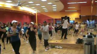 Plane to PR / Daddy Yankee - ZUMBA WITH ART