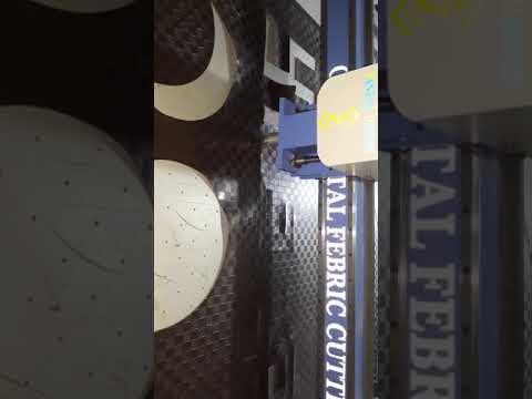 CNC Digital Fabric Cutting Machine