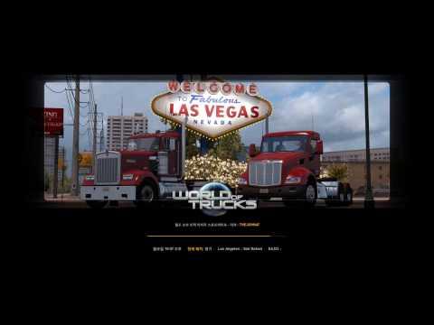 American Truck Simulator DEMO /CZ,SK/ - смотреть онлайн на