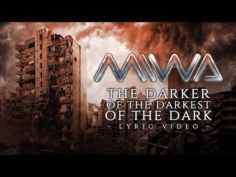 DARKER OF THE DARKEST OF THE DARK – LYRIC VIDEO by MIWA