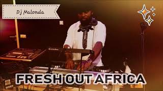 FRESH OUT AFRICA AFRO-POP