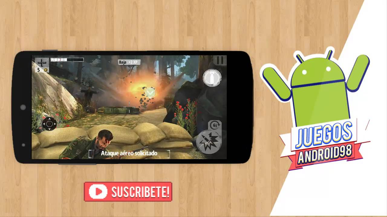Brothers in Arms 3 para Android [APK+DATOS SD] [DESCARGA]