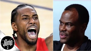 David Robinson enjoyed watching Kawhi lead the Raptors to a title (even if it hurt)   The Jump