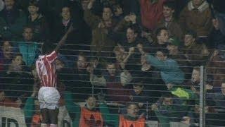 PSV   Ajax (19931994): Nii Lamptey Grote Man Tijdens 4 1 Overwinning