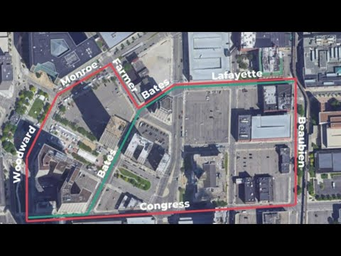 Water main being repaired in Downtown Detroit Monday, outages expected