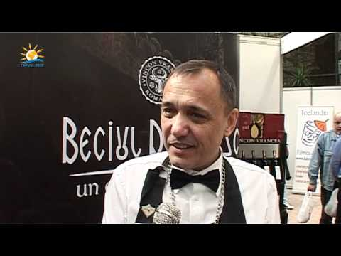 Targul International de Vinuri Goodwine 2012 Florin Vuica somelier Vincon Vrancea