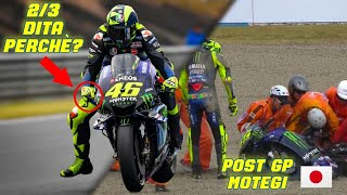 IS VALENTINO ROSSI MAKING EXCUSES, OR HE IS RIGHT? - POST MOTOGP MOTEGI 2019🇯🇵