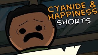 The Note - Cyanide & Happiness Shorts