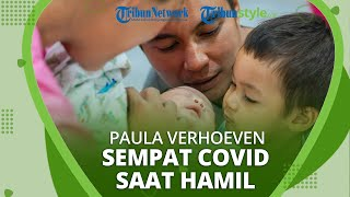 Cerita Paula Verhoeven Selama Hamil Kenzo Eldrago Wong: Anak Kedua Ini Lebih Tantangan
