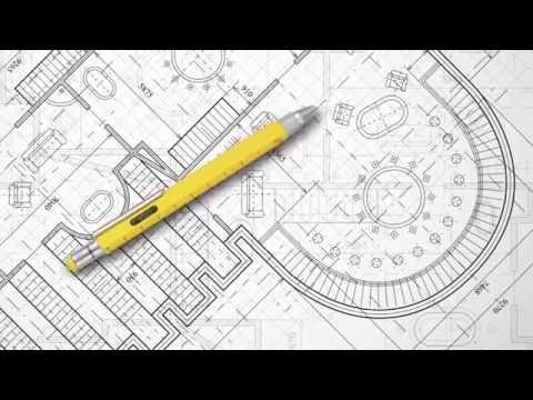 Youtube Video for Construction - Laquered Brass Multi-Pen