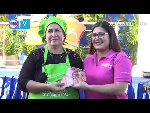 Matagalpinos celebran concurso de Comidas Navideñas en Ciudad Darío