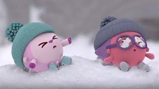 Малышарики - Снег (Новая серия 113) Развивающие мультики для самых маленьких