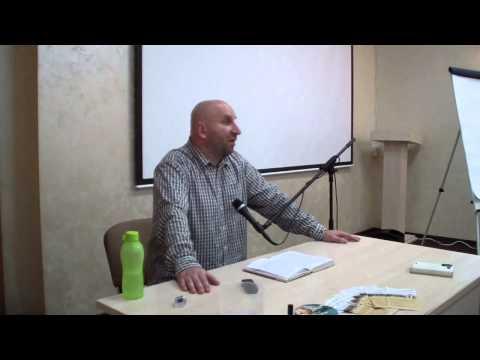 Сатья дас -  6 этапов выхода из разрушающих отношений. Самара 24.04.2014