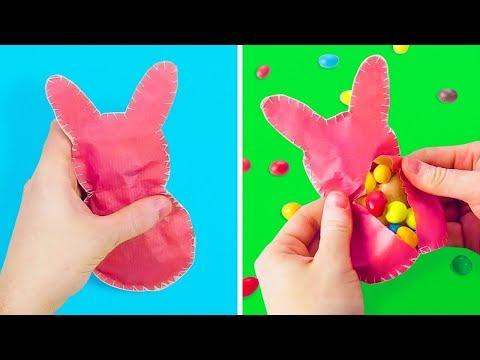 12 bricolages et activités manuelles très sympa pour Pâques