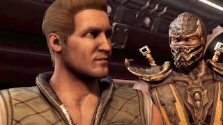 Mortal Kombat X Full Movie 2016 All Cutscenes REMASTERED 1080p HD Mortal Kombat XL Edition