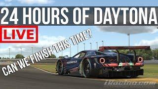 iRacing - 24 Hours Of Daytona   PART 4