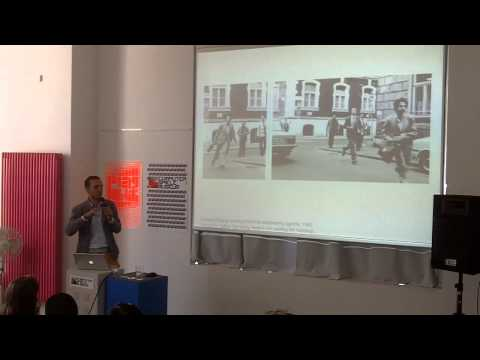 Samu Szemerey - Site-Specific Games and Post-Socialist Spaces