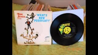 Tom Jones What's New Pussycat 45 rpm mono mix